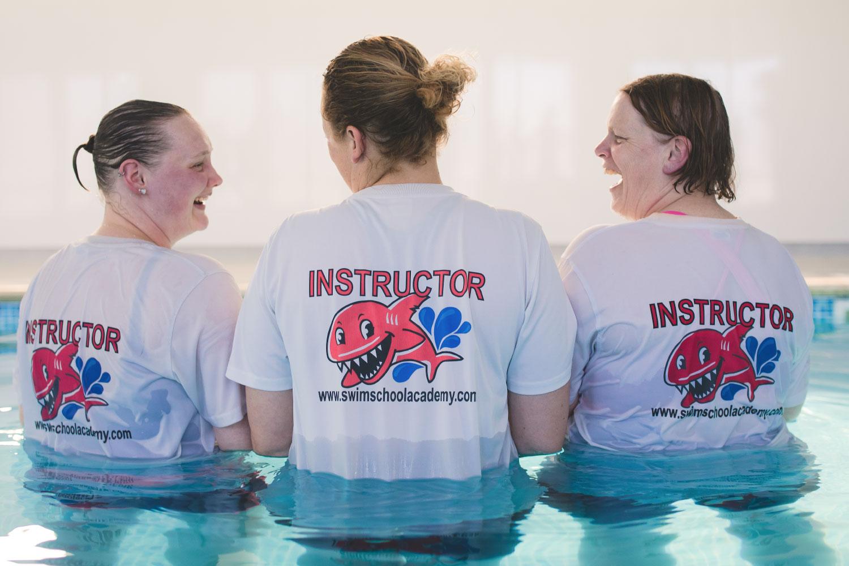 Swim School Academy Instructors